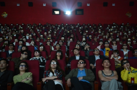 Público dos cinemas na China